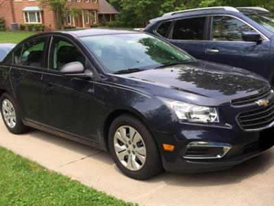 2016 Chevrolet Cruze lease in Cherry Hill,NJ - Swapalease.com