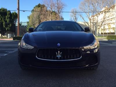 2015 Maserati Ghibli lease in Woodland Hills,CA - Swapalease.com