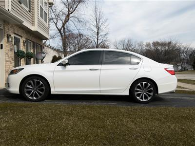 2014 Honda Accord lease in Chicago,IL - Swapalease.com