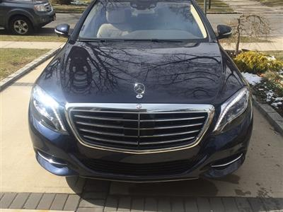 2015 Mercedes-Benz S-Class lease in New York,NY - Swapalease.com
