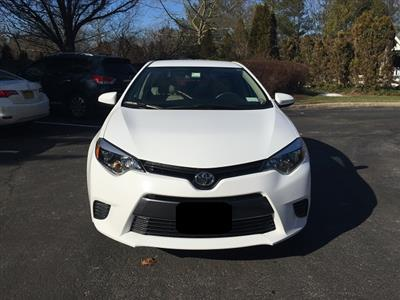 2015 Toyota Corolla lease in Dixhills,NY - Swapalease.com