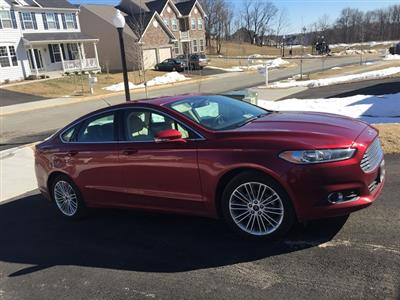 2014 Ford Fusion lease in Round Hill,VA - Swapalease.com
