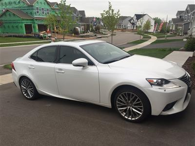 2014 Lexus IS 250 lease in Chaska,MN - Swapalease.com