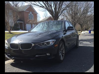 2014 BMW 3 Series lease in Ellicott City,MD - Swapalease.com
