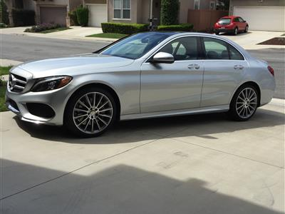 2016 Mercedes-Benz C-Class lease in Aliso Viejo,CA - Swapalease.com