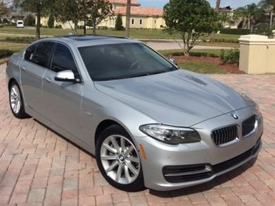 2014 BMW 5 Series lease in Lake Mary,FL - Swapalease.com