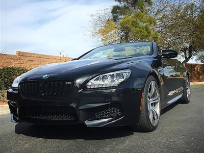 2015 BMW M6 lease in Henderson,NV - Swapalease.com