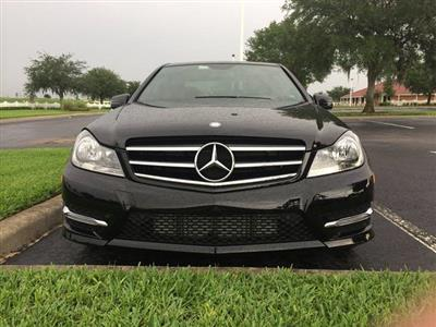 2014 Mercedes-Benz C-Class lease in Kissimmee,FL - Swapalease.com