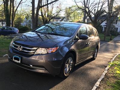 2015 Honda Odyssey lease in Cos Cob,CT - Swapalease.com