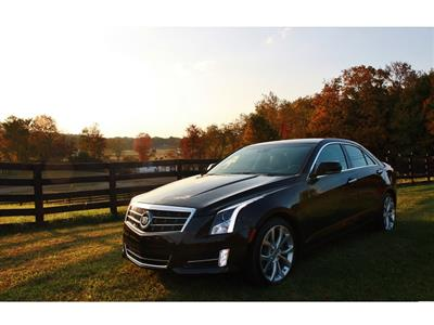 2014 Cadillac ATS lease in Lake Worth,FL - Swapalease.com