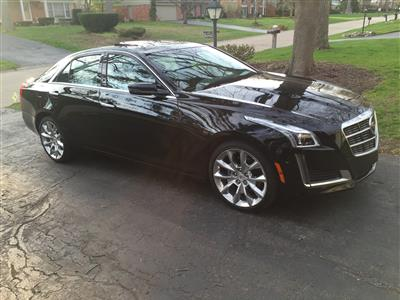 2014 Cadillac CTS lease in BEVERLY HILLS,MI - Swapalease.com