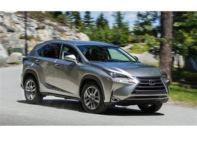 Lexus nx 2016 lease