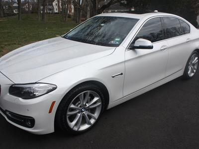 2015 BMW 5 Series lease in Fairfield,CT - Swapalease.com