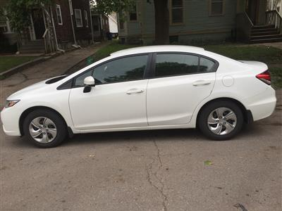 2015 Honda Civic lease in Chicago,IL - Swapalease.com