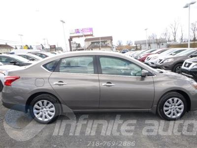 2017 Nissan Sentra lease in Brooklyn,NY - Swapalease.com