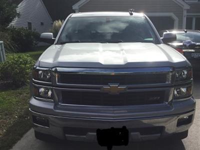 2015 Chevrolet Silverado 1500 lease in Charleston,SC - Swapalease.com