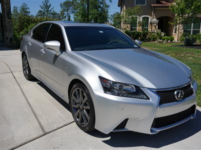 2014 Lexus GS 350 F Sport lease in The Woodlands,TX - Swapalease.com