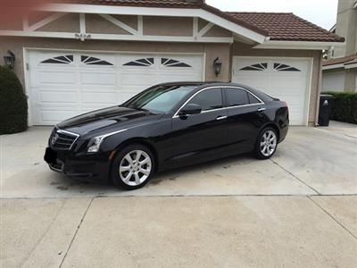 2014 Cadillac ATS lease in Chatsworth,CA - Swapalease.com