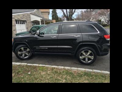 2014 Jeep Grand Cherokee lease in Rochelle Park,NJ - Swapalease.com