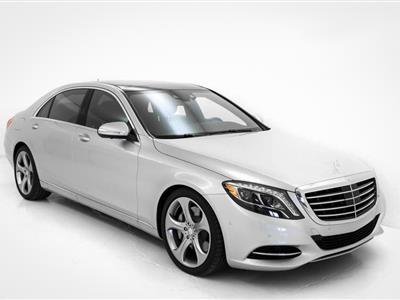2015 Mercedes-Benz S-Class lease in Portland,OR - Swapalease.com