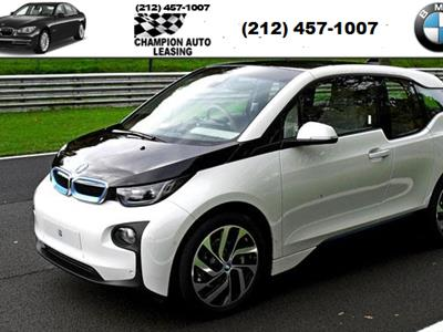 2016 BMW i3 lease in New York,NY - Swapalease.com