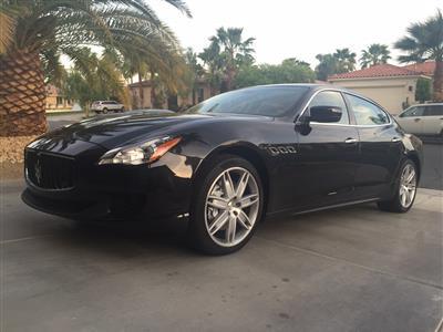 2014 Maserati Quattroporte lease in Rancho Mirage,CA - Swapalease.com