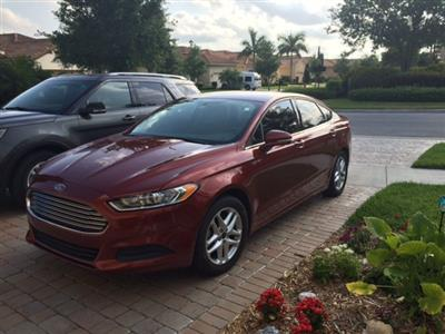 2014 Ford Fusion lease in Port Saint Lucy,FL - Swapalease.com