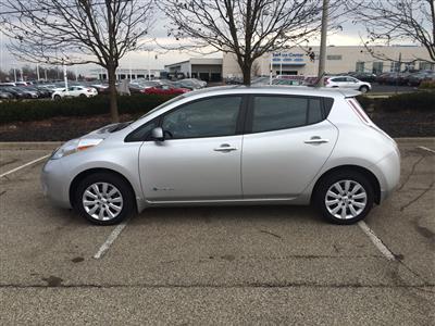 2015 Nissan LEAF lease in Cincinnati ,OH - Swapalease.com