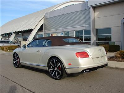 2015 Bentley Continental  GTC V8 S lease in Rochester hills,MI - Swapalease.com