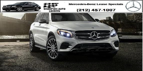 2017 mercedes benz glc class lease in new york ny