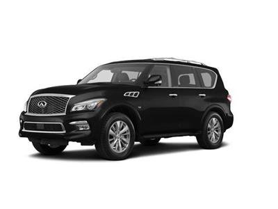 2017 Infiniti QX80 lease in South Euclid,OH - Swapalease.com
