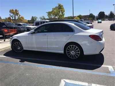 2015 Mercedes-Benz C-Class lease in Woodland Hills,CA - Swapalease.com