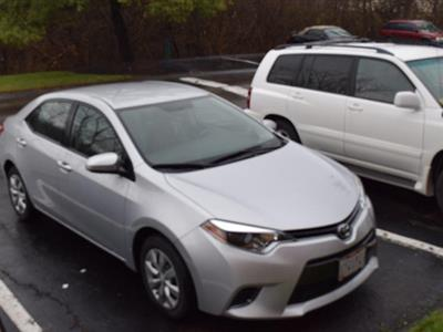 2015 Toyota Corolla lease in franklin,OH - Swapalease.com