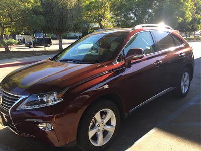 2015 Lexus RX 350 lease in santa monica,CA - Swapalease.com