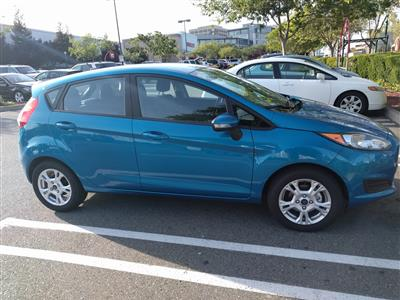 2016 Ford Fiesta lease in Walnut Creek,CA - Swapalease.com