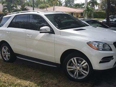 2015 Mercedes-Benz M-Class lease in Coral Gables,FL - Swapalease.com