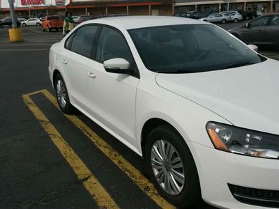2014 Volkswagen Passat lease in ALEXANDRIA,VA - Swapalease.com