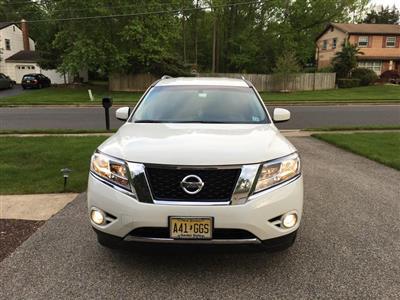 2016 Nissan Pathfinder lease in morganville,NJ - Swapalease.com