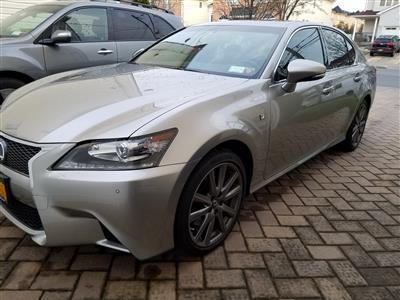 2015 Lexus GS 350 F Sport lease in Staten Island,NY - Swapalease.com
