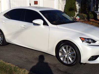 2015 Lexus IS 250 lease in Belleville,NJ - Swapalease.com