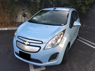 2015 Chevrolet Spark EV lease in Culver,CA - Swapalease.com