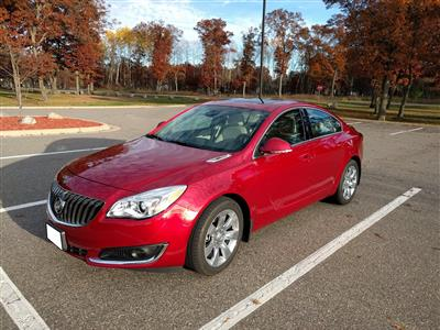 2015 Buick Regal lease in Baxter,MN - Swapalease.com