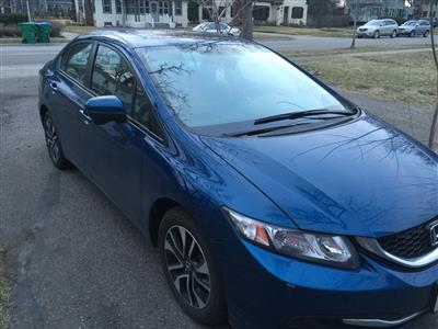 2014 Honda Civic lease in St Paul,MN - Swapalease.com