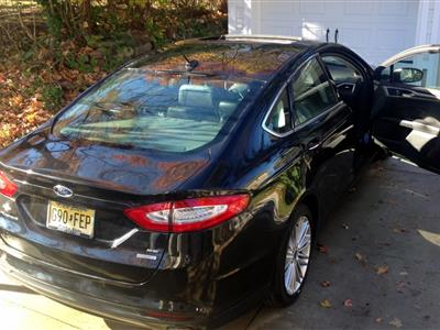 2015 Ford Fusion Energi lease in Elmwood Park,NJ - Swapalease.com