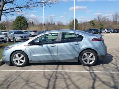 2014 Chevrolet Volt lease in Dayton,OH - Swapalease.com