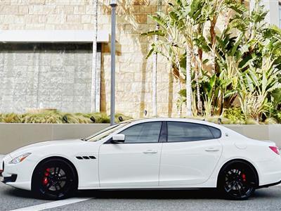 2014 Maserati Quattroporte lease in Irvine,CA - Swapalease.com