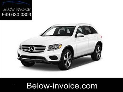 Mercedes benz glc class lease deals for Mercedes benz lease specials orange county