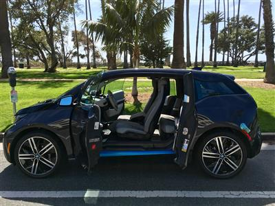 2014 BMW i3 lease in Santa Monica,CA - Swapalease.com