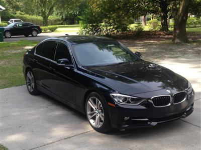 2015 BMW 3 Series lease in Summerville,SC - Swapalease.com