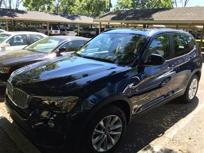 2016 BMW X3 lease in milpitas,CA - Swapalease.com